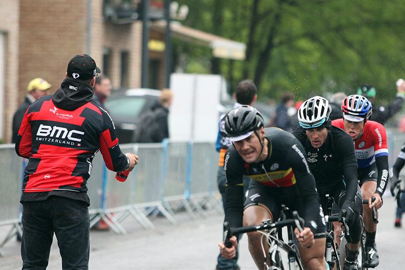Belgium Tour stage 5, Boonen & Terpstra