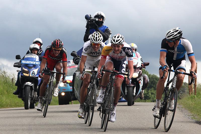 BK La Roche 2013 - Van Avermaet, Gilbert, Van Den Broeck, Vanmarcke
