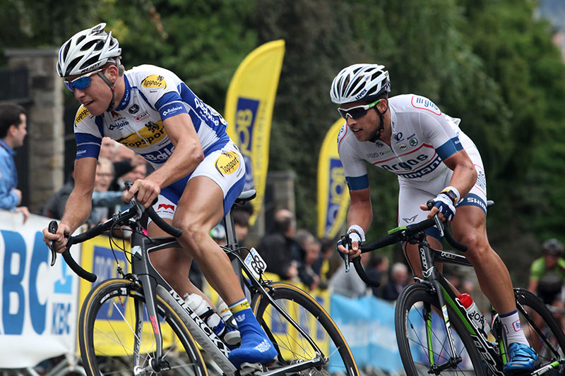 GP Jef Scherens 2013: Wallays and De Backer