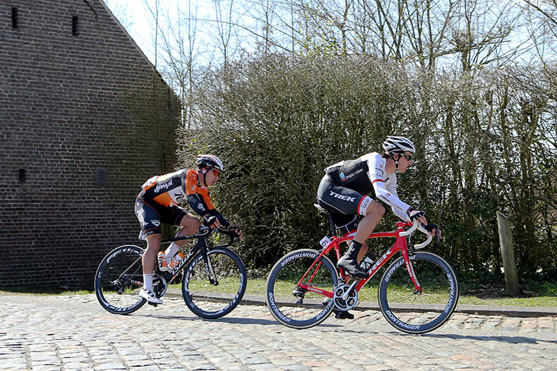 Photo RVV 2015, Groenewegen and Sergent