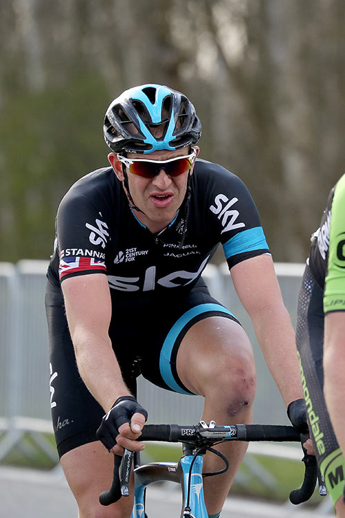 Photo RVV 2015, Ian Stannard