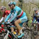 Photo Amstel Gold Race 2015, Schleck and Nibali