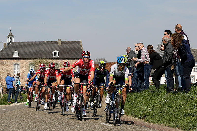 Photo Amstel Gold Race 2015, Lotto Soudal riders
