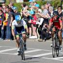 Photo Amstel Gold Race 2015, Michael Matthews and Philippe Gilbert