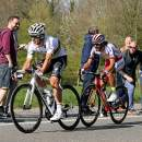Photo Amstel Gold Race 2015, Michal Kwiatkowski and Daniel Moreno