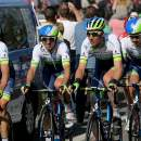 Photo Amstel Gold Race 2015, Gerrans, Albasini, Impey and Weening