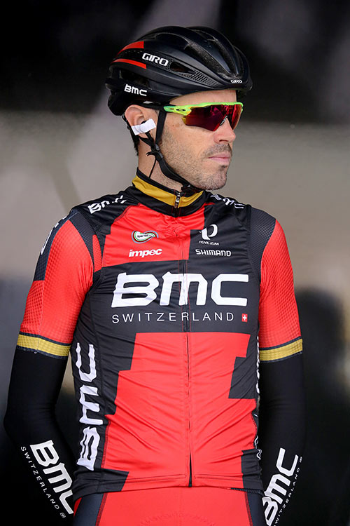 Photo Flèche Wallonne Waremme 2015, Samuel Sanchez