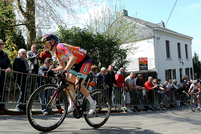 Photo Fleche Wallonne femmes 2015 - GUARNIER Megan
