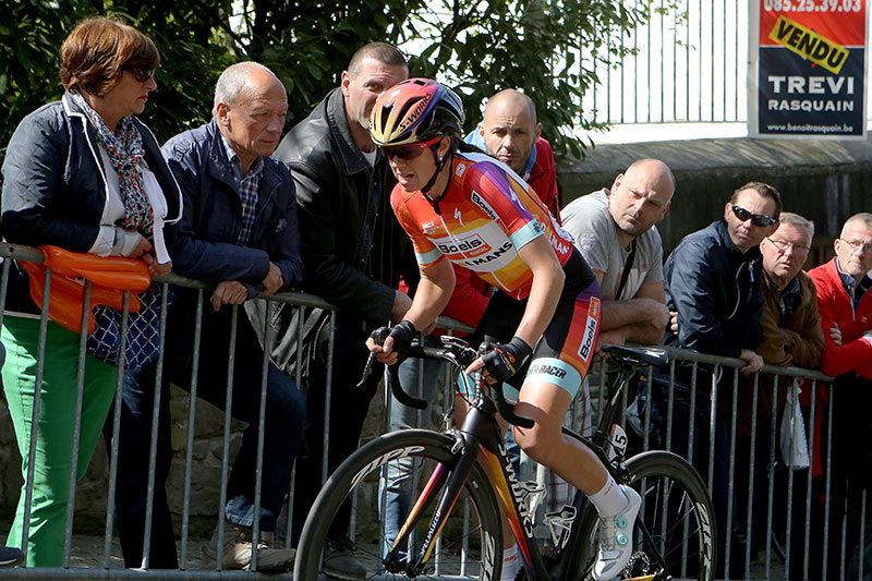 Photo Fleche Wallonne femmes 2015 - Evelyn Stevens