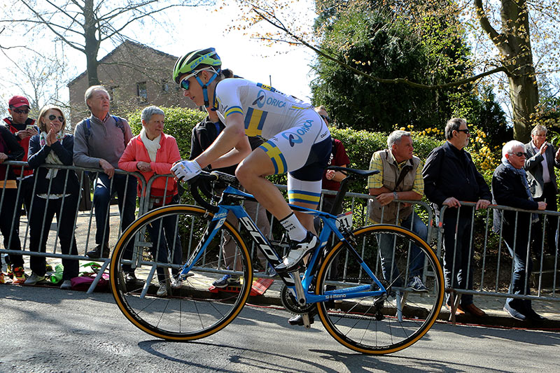 Photo Fleche Wallonne femmes 2015 - Emma Johansson