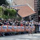 Photo Fleche Wallonne 2015, Campenaerts and Serry
