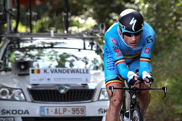 WC ITT 2012, Kristof Vandewalle