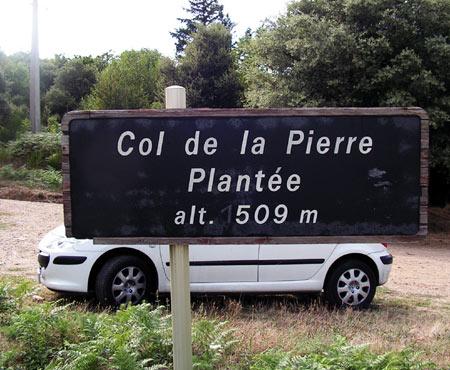 Col de la Pierre Plantée
