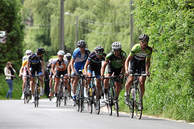 Ronde van Limburg 2013, leaders