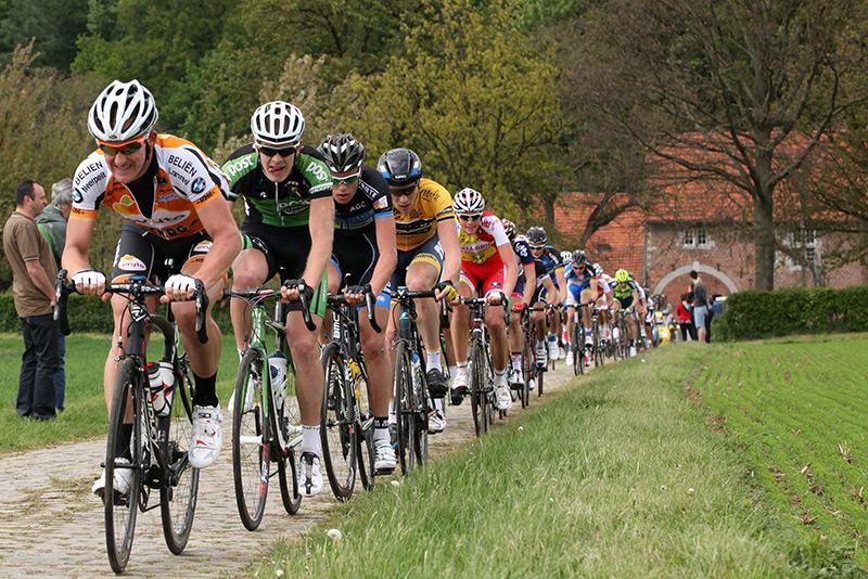 Ronde van Limburg 2013, cobbles