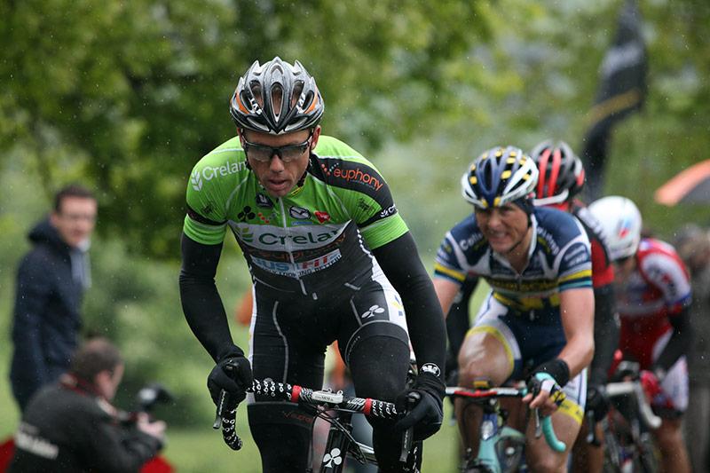 Belgium Tour stage 5, Sven Nys