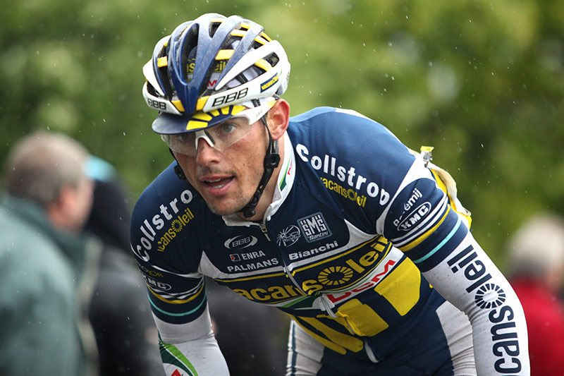 Belgium Tour stage 5, Bjorn Leukemans