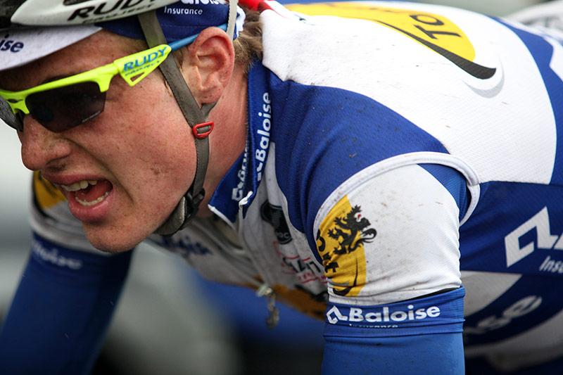 Belgium Tour stage 5, Gijs Van Hoecke