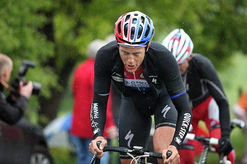 Belgium Tour stage 5, Niki Terpstra