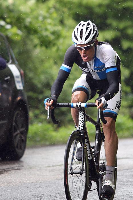 Belgium Tour stage 5, Luis Leon Sanchez