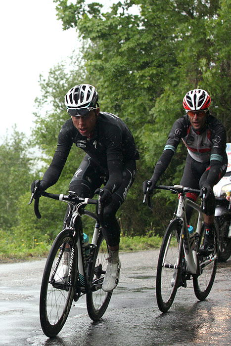 Belgium Tour stage 5, Martin & Klöden