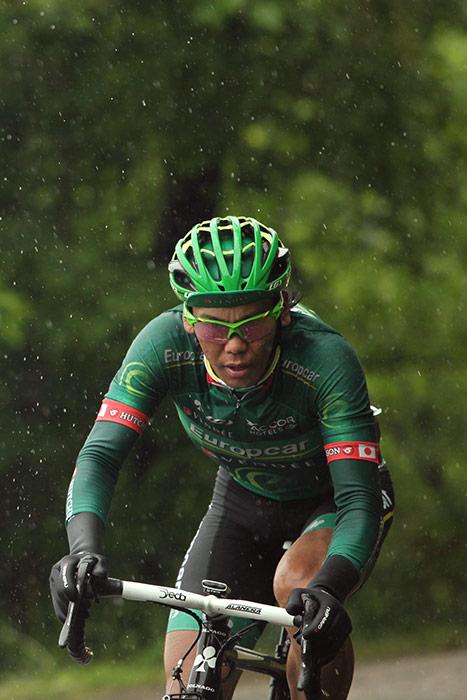 Belgium Tour stage 5, Yukiya Arashiro