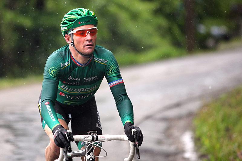 Belgium Tour stage 5, Thomas Voeckler