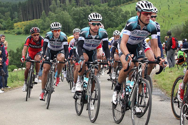 BK La Roche 2013 - Van Avermaet,  Vandewalle, Meersman