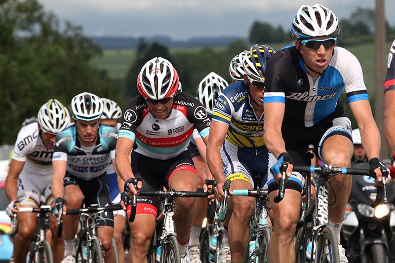 BK La Roche 2013 - Vanmarcke, Leukemans, Devolder, Meersman,  Gilbert