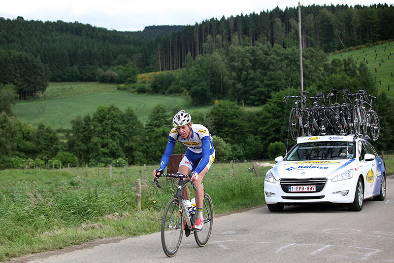 BK La Roche 2013 - Tim Declercq (teamTVLB)