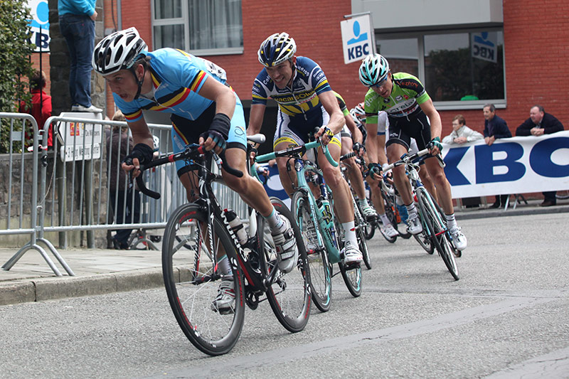 GP Jef Scherens 2013: Jens Wallays