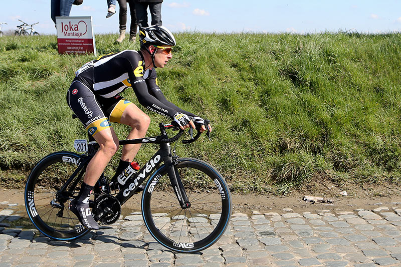 Photo RVV 2015, Matthew Brammeier