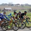 Photo RVV 2015, Eisel, Tossato and Vanspeybrouck