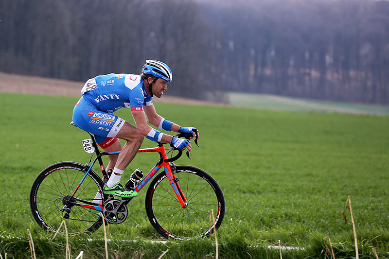 Photo RVV 2015, Frederick Veuchelen