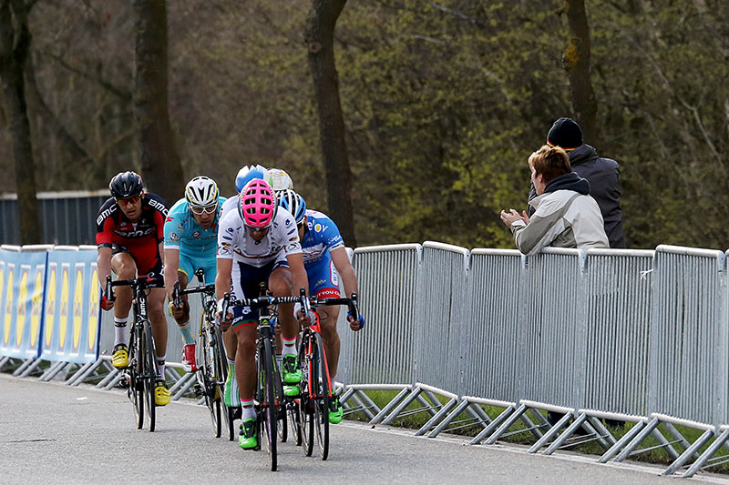 Photo RVV 2015, Nelson Oliveira in front