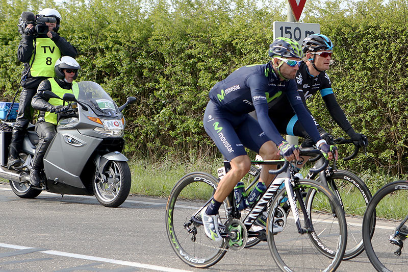 Photo Amstel Gold Race 2015, Alejandro Valverde