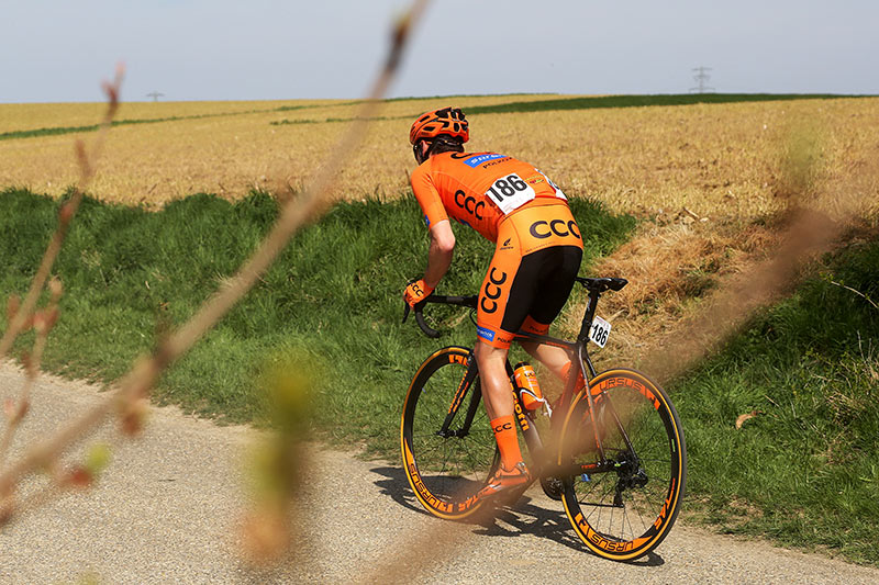 Photo Amstel Gold Race 2015, Marek Rutkiewicz