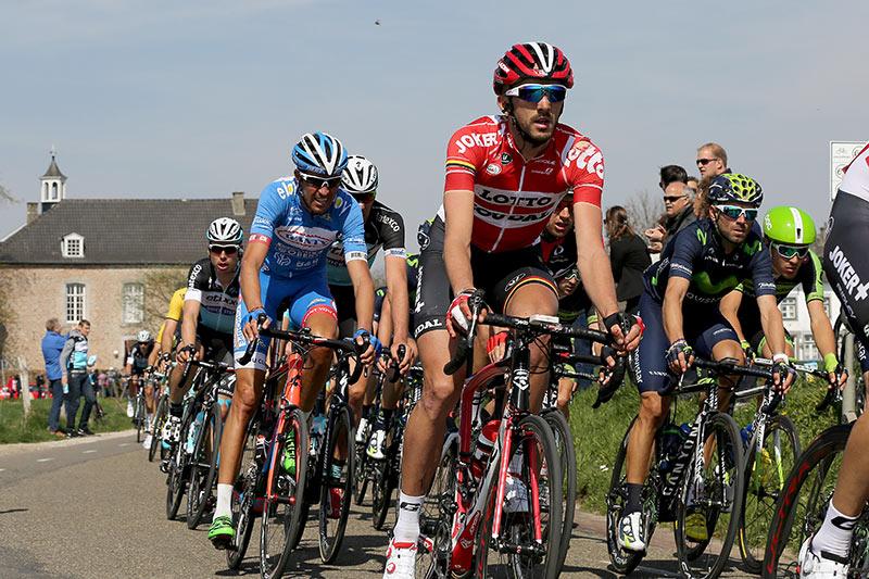 Photo Amstel Gold Race 2015, Vanendert and Valverde