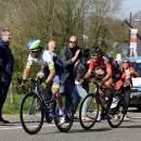 Photo Amstel Gold Race 2015, Michael Matthews and Philippe Gilbert