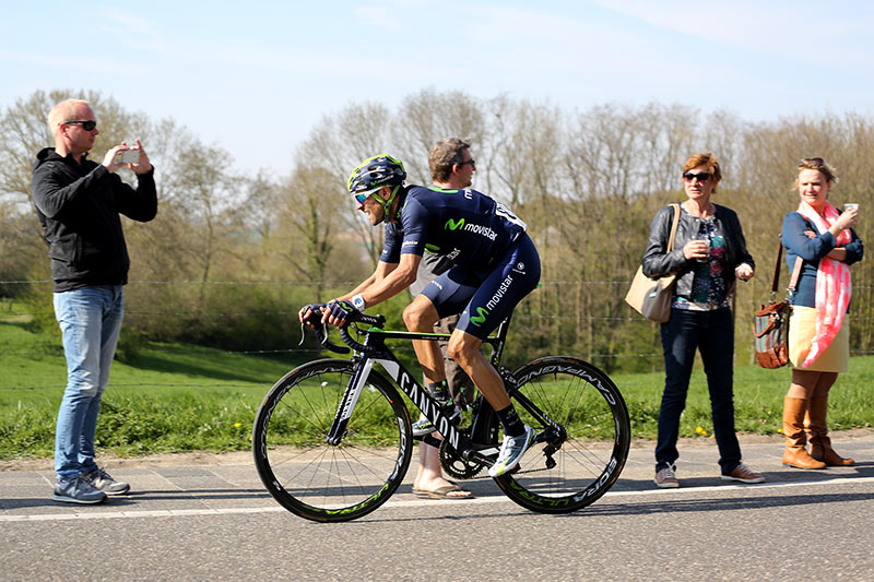 Photo Amstel Gold Race 2015, Alejandro Valverde Belmonte