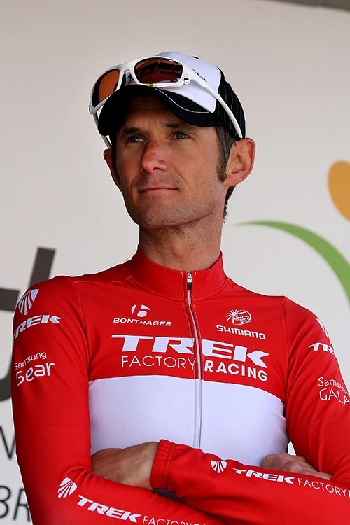 Photo Flèche Wallonne Waremme 2015, Frank Schleck
