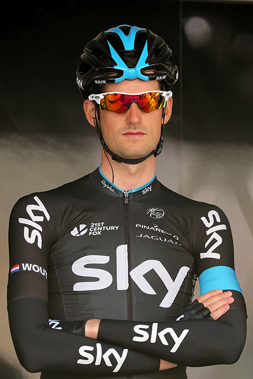 Photo Flèche Wallonne Waremme 2015, Wout Poels