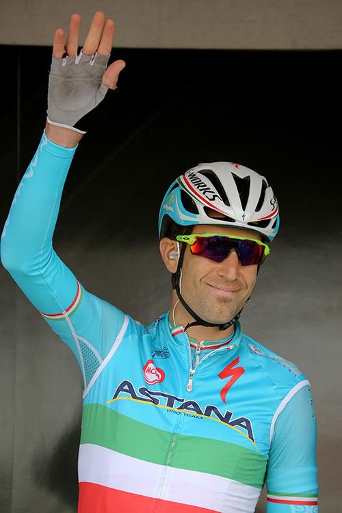 Photo Flèche Wallonne Waremme 2015, Vincenzo Nibali