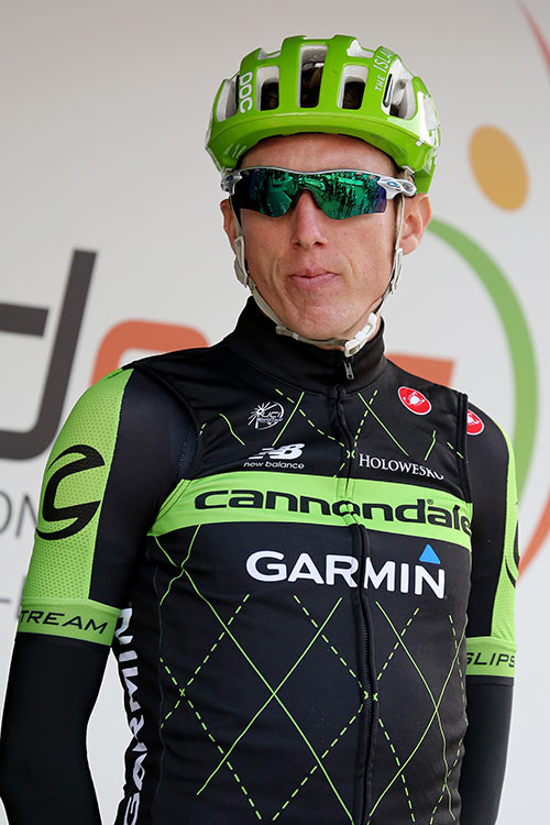 Photo Flèche Wallonne Waremme 2015, Daniel Martin