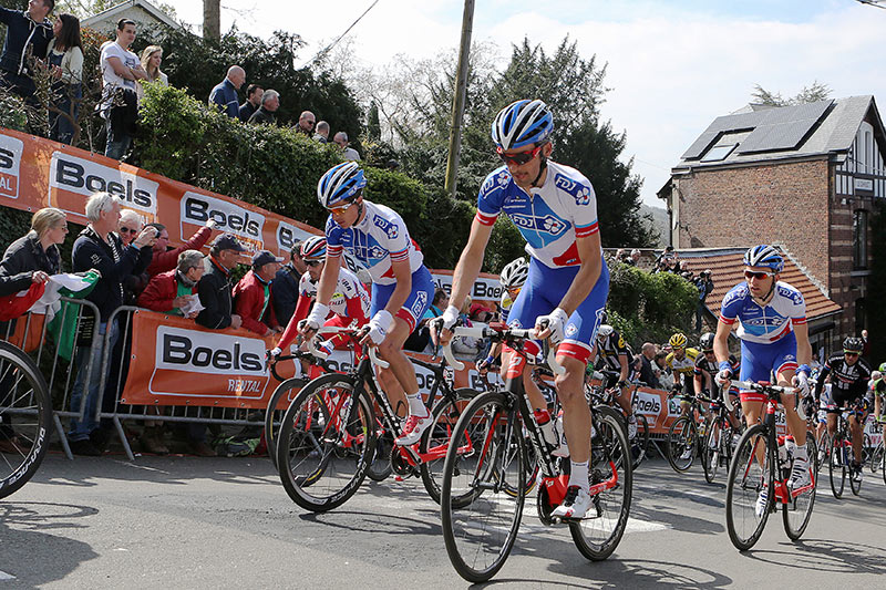 Photo Fleche Wallonne 2015,
