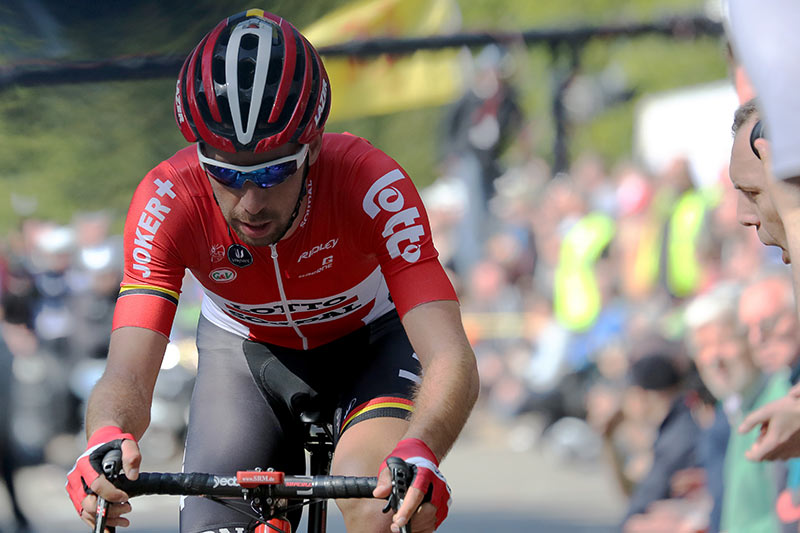 Photo Fleche Wallonne 2015, Thomas De Gendt