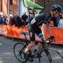 Photo Fleche Wallonne 2015, Christopher Froome