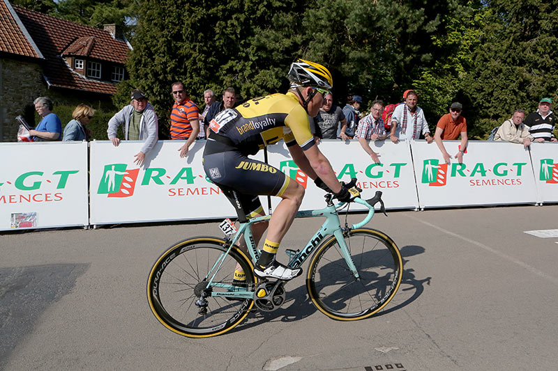 Photo Fleche Wallonne 2015, Mike Teunissen