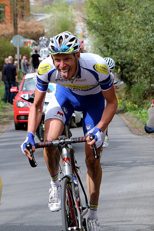 Photo Liege - Bastogne - Liege 2015, Tim Declercq