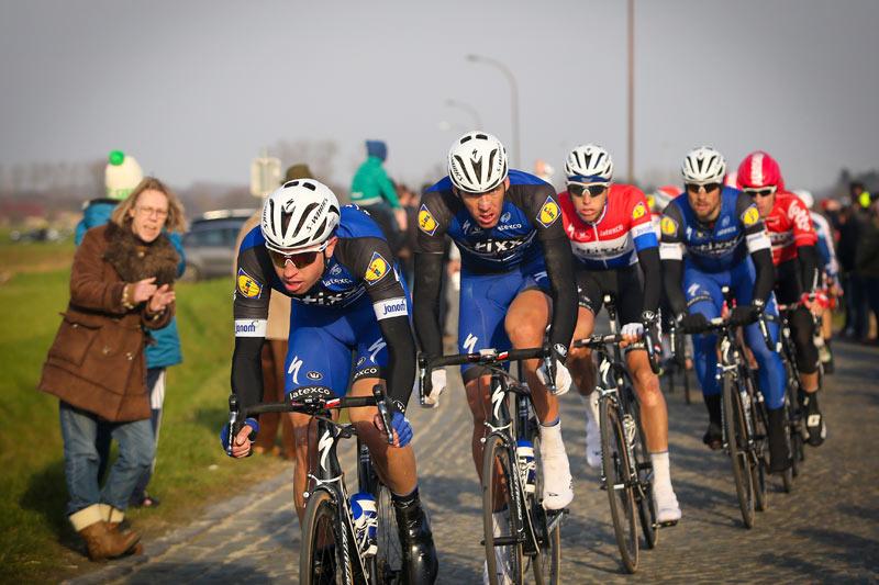 Photo Omloop het Nieuwsblad 2016